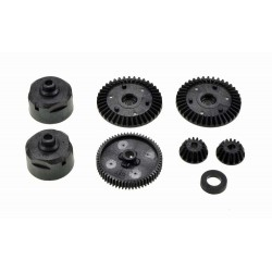 Tamiya 51004 Gear set TT-01 (G-parts)