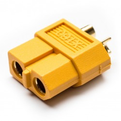 XT60 Female connector (accu kant)