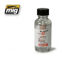 Alclad II Lacquer thinner and cleaner AL307 30ml.