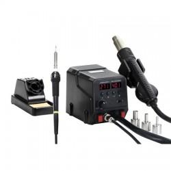 digit. SMD soldeerstation met microbout, 3x nozzle