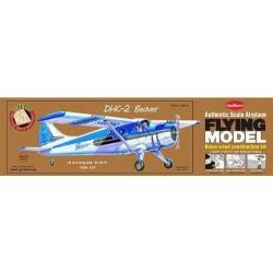 DHC-2 Beaver 1/24 houtbouw kit spanw. 60,9CM