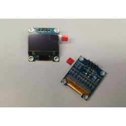 "0.96"" IIC OLED Display Module 128X64 I2C SSD1306"