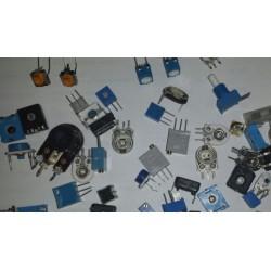 Assortiment trimpotmeters 50 stuks