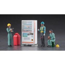 CONSTRUCTION WORKER SET B 1/35