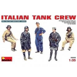 ITALIAN TANK CREW 1/35