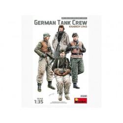 GERMAN TANK CREW 1943 1/35