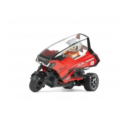 Dual Rider R/C Trike T3-01 Chassis 1/8