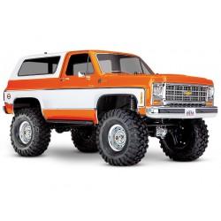 Traxxas TRX-82076-4O TRX-4 Chevrolet K5 Blazer Oranje (no batt/chg)
