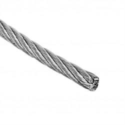 staaldraad 0,5 mm (19x0.1) 25 mtr