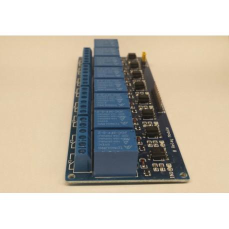 Arduino 8x schakelrelais 5V