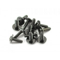Flange head self tapping screw 2.6x8mm 12st.
