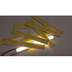 LED balk 12v 300mA warmwit 10,7x9.3cm