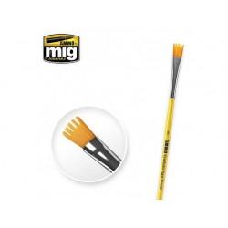Saw penseel nr8. special voor aanbrengen van vuil en streaking