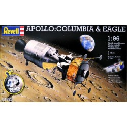 Apollo11 Colombia+Eagle 1/96