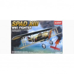 SPAD XIII WWI FIGHTER 1/72
