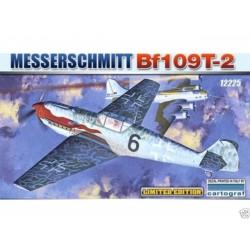 MESSERSCHMITT BF109T-2 1/48