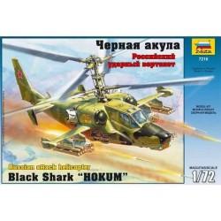 RUSSIAN BLACK SHARK HELI HOKUM 1/72