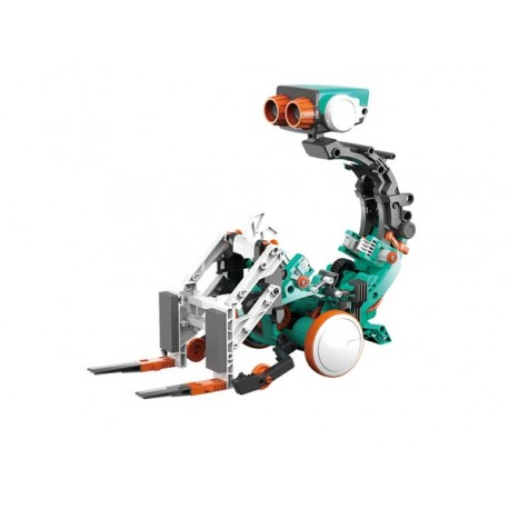 Mechanisch te programmeren robot 5in1 14+