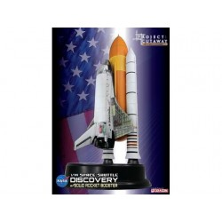 KANT EN KLAAR MODEL VAN SPACE SHUTTLE DISCOVERY 1/144
