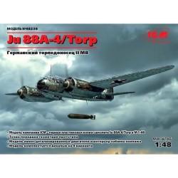 WWII GERMAN JU 88A-4/TORP 1/48