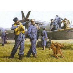 RAF PILOTS AND GROUND PERS. 1939-45 1/48
