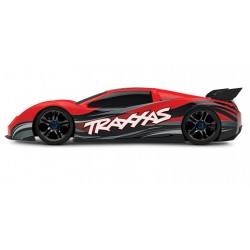 Traxxas TRX64077-3R XO-1 4WD supercar 160km/u