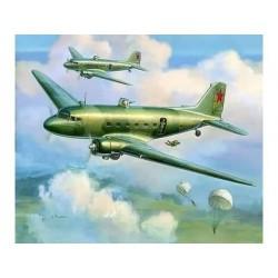 SOVIET TRANSPORT PLANE LI-2 1942-1945 1/200