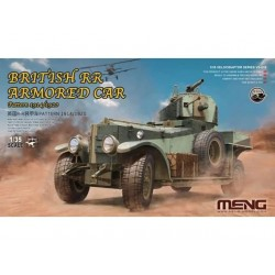 BRITISH R-R ARMORED CAR 1914/1920 1/35