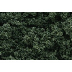 Clump-Foliage Dark Green (voor het maken Bossages)