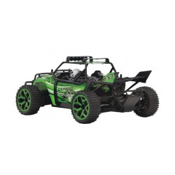 1/18 4WD R/C woestijnracer 2.4Ghz groen