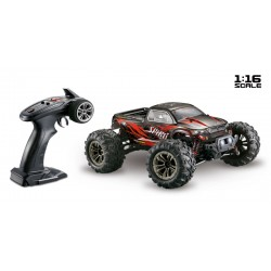 RTRe 1/16 Brushed RC Monstertruck 4WD 2,4 GHz