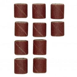 Proxxon schuurbandjes K120. 10 stuks DIA,14MM