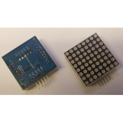 8x8 rode led matrix display SP1