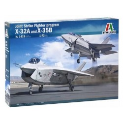 JOINT FIGHTER X32A AND X35B 1/72