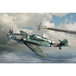 MESSERSCHMITT BF109G-6 LATE 1/32