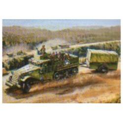 M3 HALF-TRACK 1/72