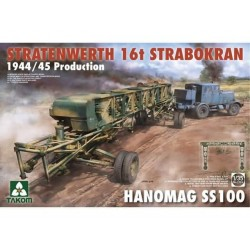 STRATENWERTH 16T STRABOKRAN 1/35