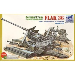 GERMAN 3.7CM FLAK 36 1/35