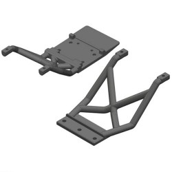Skid plates FR/RE 1set