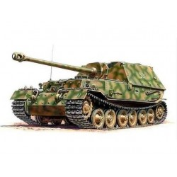 GERMAN TANK DESTROYER FERDINAND 1/100 SNAP KIT