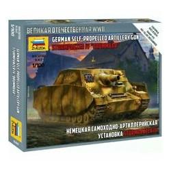 GERMAN STURMPANZER IV BRUMMBAR 1/100