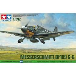 MESSERSCHMITT BF109 G-G 1/72