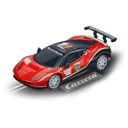 Carrera GO slot car FERRARI 488 GT3 1/43
