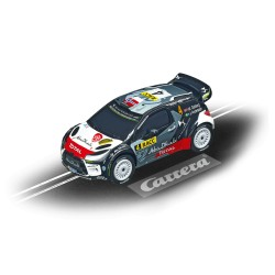 Carrera GO slot car DS 3 WRC 2015 1/43