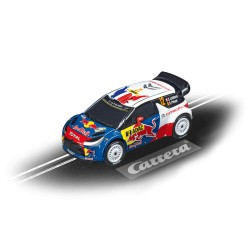 Carrera GO slot car DS 3 WRC 2015 LEFEBRE 1/43