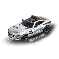 Carrera GO slot car MERCEDES-AMG GT SAFETY CAR 1/43