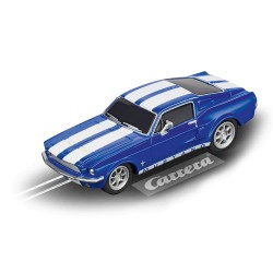 Carrera GO slot car FORD MUSTANG 1967 1/43