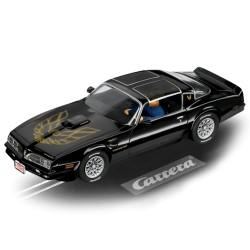 Slotrace auto Evo Pontiac Firebird Trans AM 1977 1/32