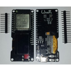 IOT board met display, Wifi / Bluetooth