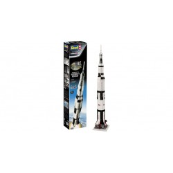 Apollo 11 Saturn raket 1/96 L-114cm